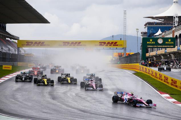Turquía, el mejor GP de F1 de 2020... según los aficionados (FOTO: Racing Point F1 Team)