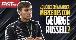 G Russell Mercedes