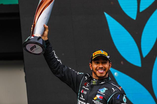 Lewis Hamilton vuelve en Abu Dabi (FOTO: Mercedes-AMG Petronas Motorsport)