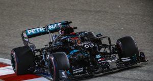 Russell domina viernes en Sakhir (FOTO: Mercedes AMG F1)