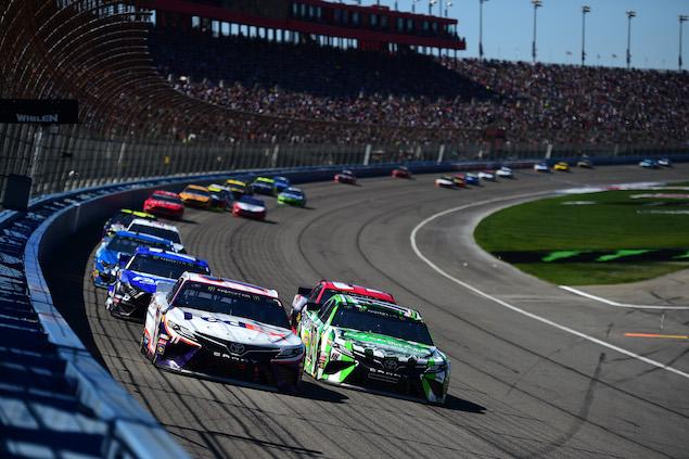 NASCAR cancela visita a Fontana por COVID-19 (FOTO: NASCAR)