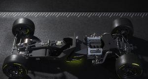 Peugeot y su tren de potencia híbrido (FOTO: PEUGEOT SPORT)