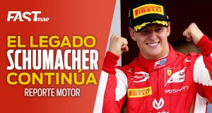 Mick Schumacher - Reporte Motor
