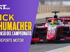 Schumacher F2 Bahrein - Reporte Motor