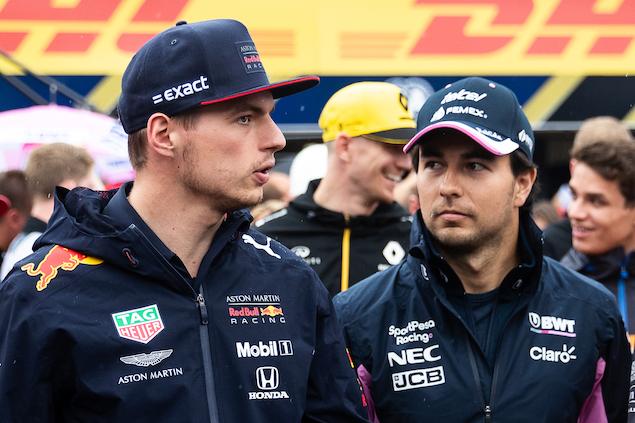 """Verstappen sobre Pérez: """"Estoy emocionado por trabajar con él"""" - FASTmag"""