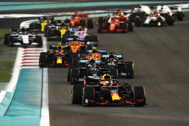 Plan de Estrategia Ambiental de la FIA 2020-2030 (FOTO: Rudy Carezzevoli/Red Bull Content Pool)