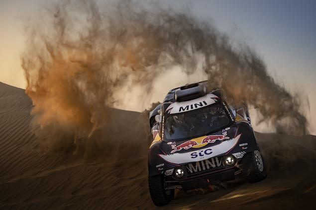 ¡Una semana para el Rally Dakar 2021! Carlos Sainz busca 4º victoria (FOTO: Kin Marcin/Red Bull Content Pool)