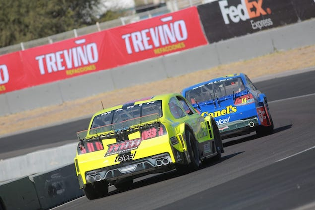 "NASCAR México promete un ""perfil aerodinámico nuevo"" en sus autos (FOTO: NASCAR México)"
