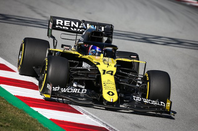 Fernando Alonso (FOTO: Renault F1 Team)