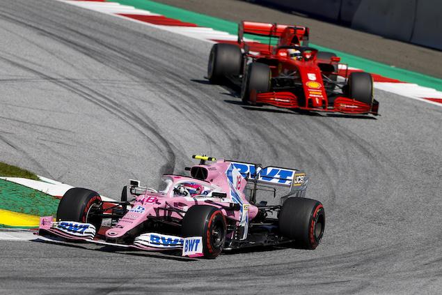 "Aston Martin: ""Vettel sacará lo mejor de Stroll"" (FOTO: Racing Point F1 Team)"