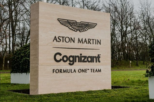 FOTO: Aston Martin F1 Team