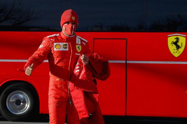 Carlos Sainz (FOTO: Scuderia Ferrari Press Office)