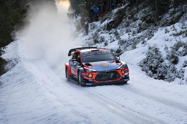 Rally Ártico de Finlandia se une al WRC 2021 (FOTO: Hyundai Motorsport GmbH)