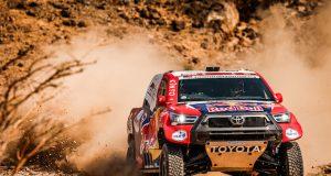 Al-Attiyah lidera Prólogo de Rally Dakar 2021 (FOTO: Florent Gooden/Dakar/ASO)