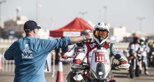 Luto en el Dakar: Motociclista Pierre Cherpin fallece