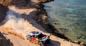 Stéphane Peterhansel ganó la Etapa 9 del Rally Dakar 2021 (FOTO: Julien Delfosse/Dakar/ASO)