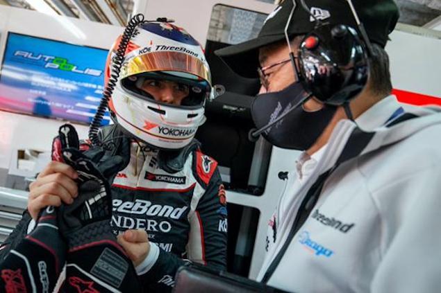 Tatiana Calderón seguirá en Súper Fórmula