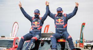 Peterhansel logra 14º victoria en Rally Dakar (FOTO: Antonin Vincent/Dakar/ASO)