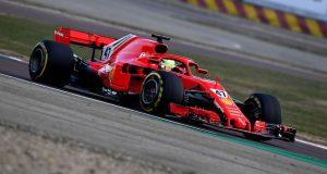 Semana productiva para Ferrari en Fiorano (FOTO: Scuderia Ferrari Press Office)