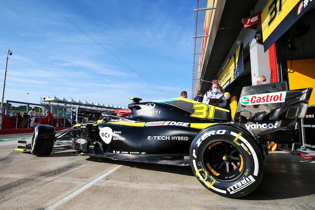 F1 2021: Las tres prácticas libres durarán 60 minutos (FOTO: Renault F1 Team)