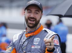 Hinchcliffe, cuarto piloto de tiempo completo de Andretti (FOTO: IndyCar)