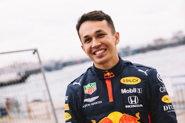 Albon alternará DTM con papel de reserva en F1 (FOTO: Nuri Yilmazer/Red Bull Content Pool)