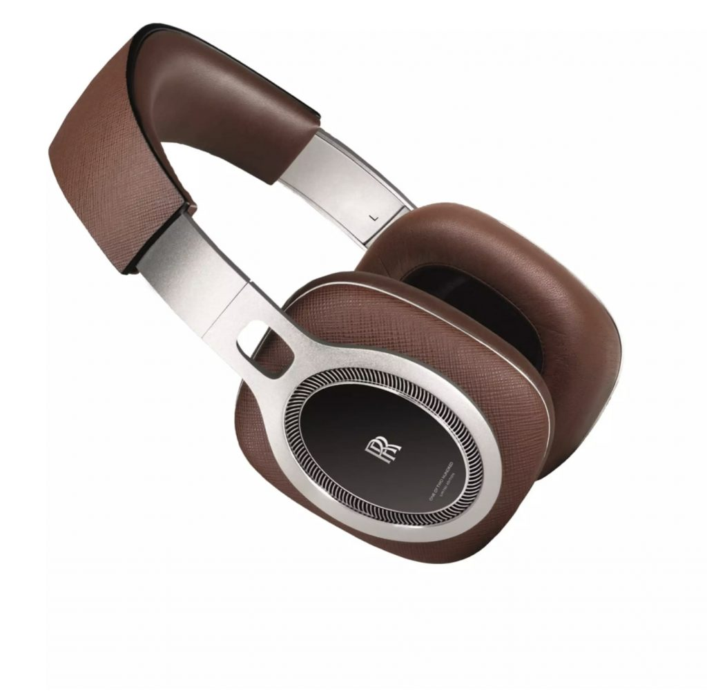 Rolls-Royce headphones