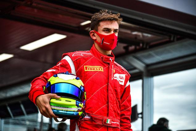 James Wharton (FOTO: Scuderia Ferrari Press Office)