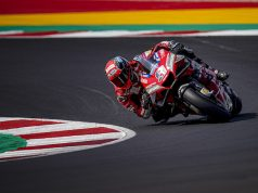 Ducati continuará en MotoGP hasta 2026 (FOTO: Ducati Press)