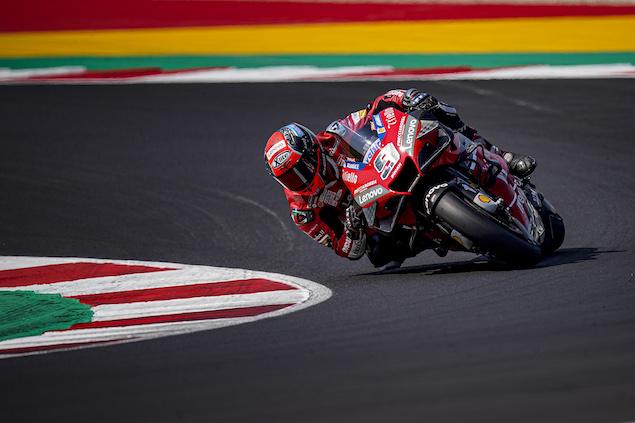 Ducati continuará en MotoGP hasta 2026 (FOTO: Ducati Press)