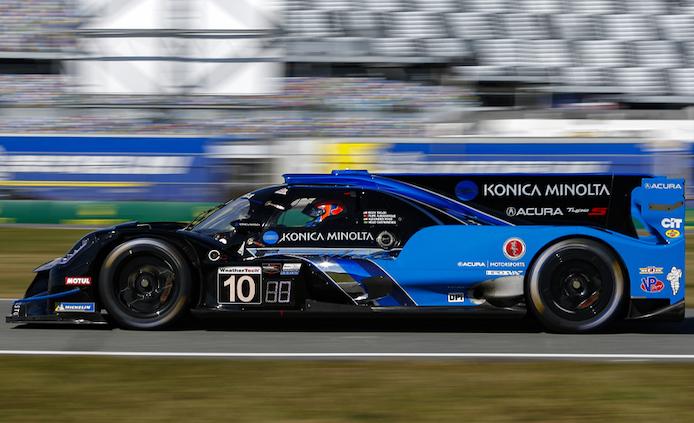 Victoria de Wayne Taylor Racing y Acura en 24H de Daytona (FOTO: Acura)