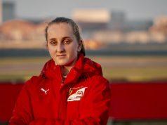 Maya Weug (FOTO: Academia de Pilotos de Ferrari)