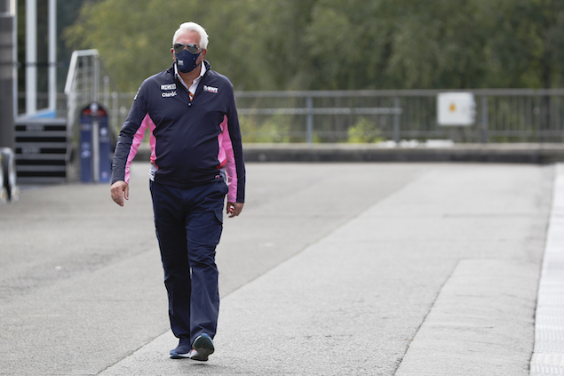 "Lawrence Stroll: ""La F1 es donde debería estar Aston Martin"" (FOTO: Racing Point F1)"