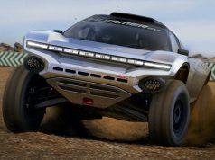 Ganassi lucirá el HUMMER EV en Extreme E (FOTO: GM)