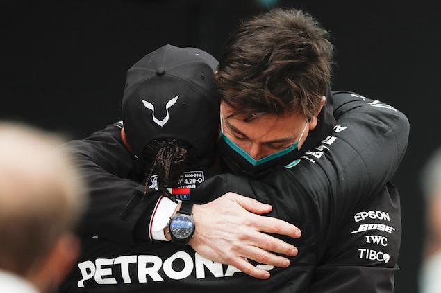 FOTO: Mercedes AMG F1 Team