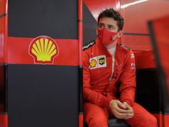 Charles Leclerc, positivo a COVID-19 (FOTO: Scuderia Ferrari Press Office)