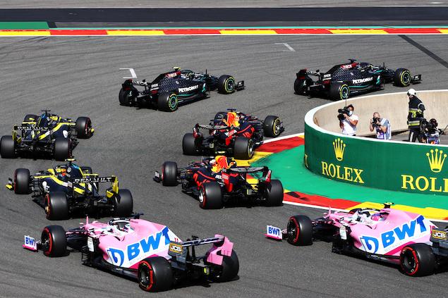 Los objetivos de Domenicali al frente de la F1 (FOTO: Mark Thompson/Red Bull Content Pool)