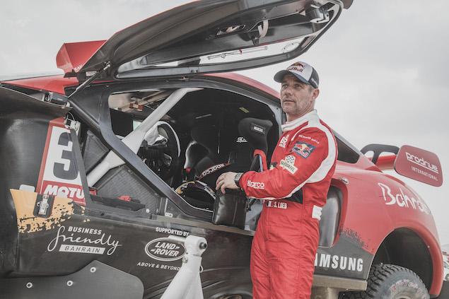 Sebastien Loeb con Bahrain Raid XTreme (FOTO: lavien Duhamel/Red Bull Content Pool)