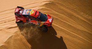 Sébastien Loeb abandona el Rally Dakar 2021 (FOTO: Eric Vargiolu/Red Bull Content Pool)