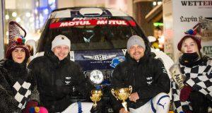 Sexto lugar para Bottas en Rally Ártico 2021 (FOTO: Taneli Niinimaki/AKK)