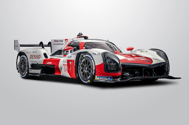Toyota GAZOO Racing devela su Hiperauto GR010 (FOTO: Toyota GAZOO Racing)