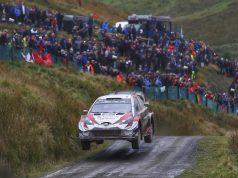 El Rally de Reino Unido del WRC se canceló (FOTO: Toyota Gazoo Racing WRC)