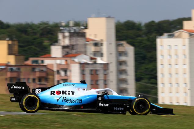 Juez suspende contrato de F1 con ciudad de Sao Paulo (FOTO: Williams Racing)