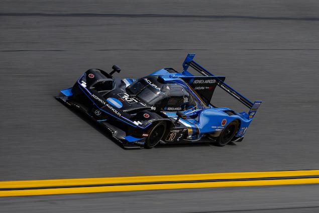 24H de Daytona 2021, Hora 21: Equipo Taylor se aferra a liderato (FOTO: Acura)