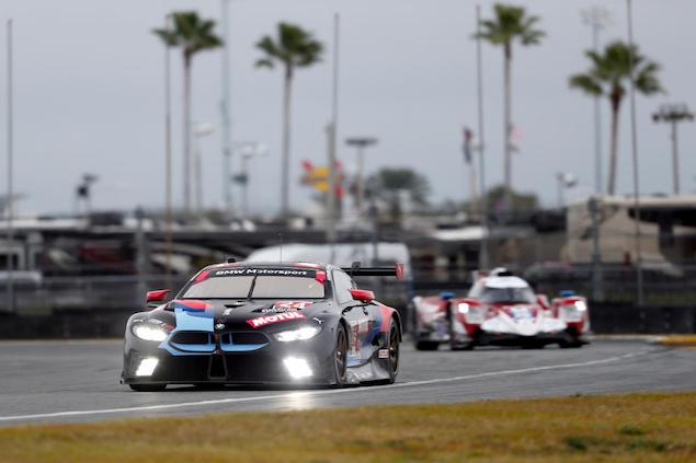 BMW busca su tercer triunfo consecutivo en GTLM (FOTO: IMSA)