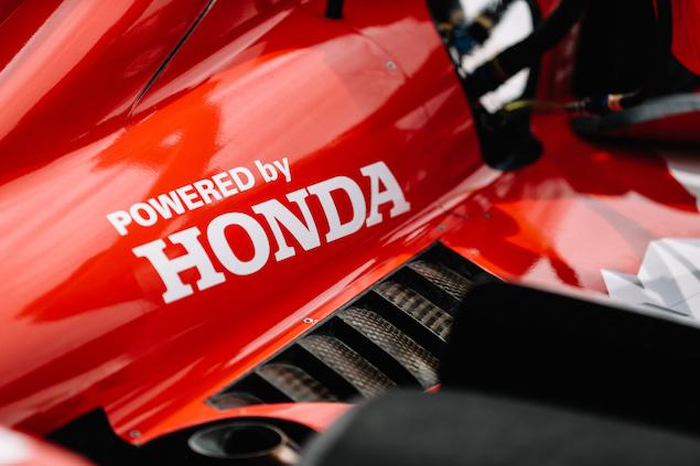 ¿Se puede llegar a F1 desde Norteamérica? Honda puede ayudar (FOTO: IndyCar)