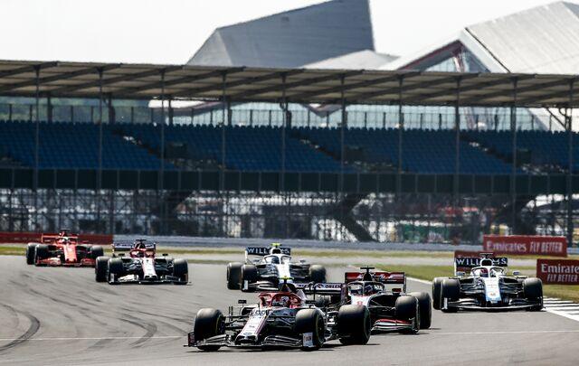 F1: Horarios de arranque de Grandes Premios de 2021 (FOTO: Alfa Romeo Racing)