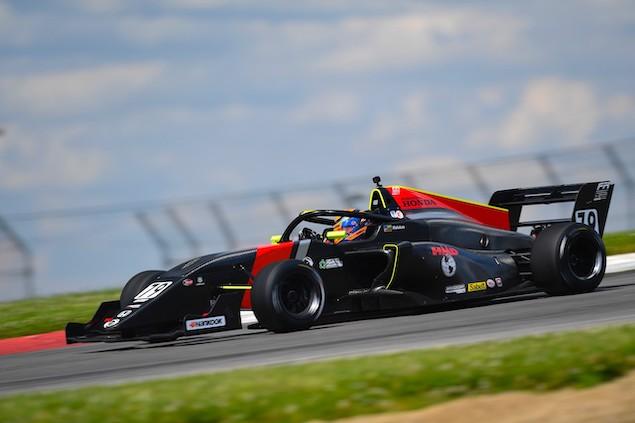 El campeón de la Fórmula Regional Américas recibirá una beca de Honda Japón para correr en Súper Fórmula en 2022 (FOTO: Honda)