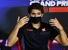 Quedan los Fittipaldi cerca del podio; Haas, líder de F1 Virtual (FOTO: Mark Sutton/Haas F1 Team)