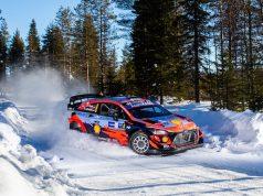 Rally Ártico, Día 2: Tänak se acerca al triunfo (FOTO Dufour/Hyundai Motorsport GmbH)